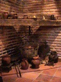 Museo de bercial segovia - Utensilios de chimenea ...